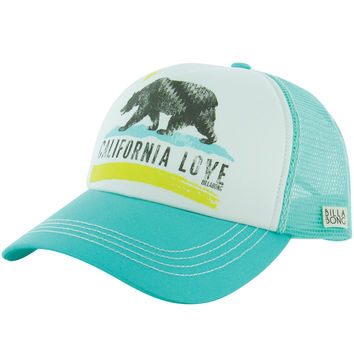 Billabong - Pitstop Trucker Hat | Mint
