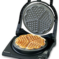 Chef's Choice Chef's Choice WafflePro Five of Hearts M840 Electric Waffle Maker from Bed Bath & Beyond | BHG.com Shop