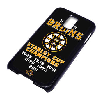 Boston B For Samsung Galaxy S5 Case ***
