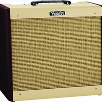 "Fender Limited Edition Blues Junior(TM) III ""Creamy Wine Two-Tone"""