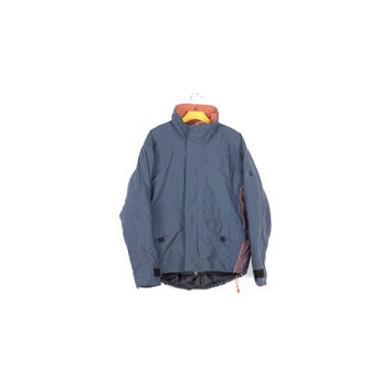 NIKE ACG jacket / snow ski snowboard rain / navy blue / mens small
