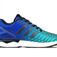 Adidas Men's ZX Flux XENO Bold Blue