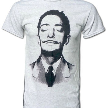 Salvador Dali Cool Retro Unisex Pop Art T Shirt - Graphic Tees For Men & Women