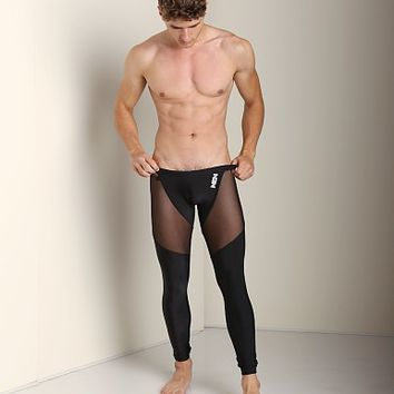 N2N Sheer Skin Runner Black R8 at International Jock Underwear & Swimwear