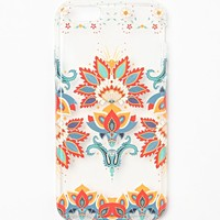 With Love From CA Clear Fleur De Lis iPhone 6 Case - Womens Scarves - Multi - One