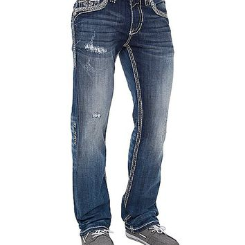 Rock Revival Corvus J Straight Jean
