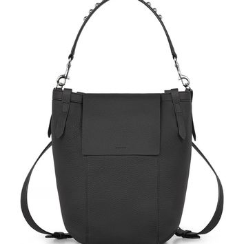 ALLSAINTS Suzi Leather Convertible Backpack | Nordstrom