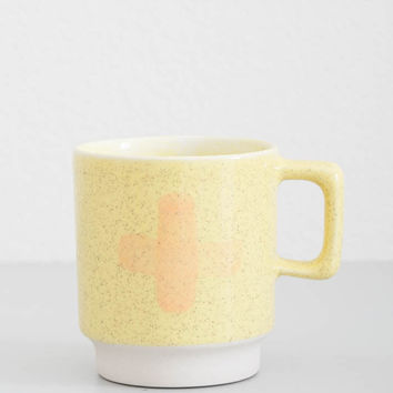 Ben Fiess Mug - Lemon