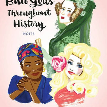 Bad Girls Throughout History Notes: 20 Notecards and Envelopes by Ann Shen