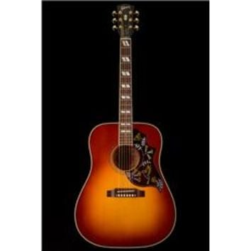 Gibson Hummingbird Quilted Red Spruce Acoustic-Electric Guitar | GuitarCenter