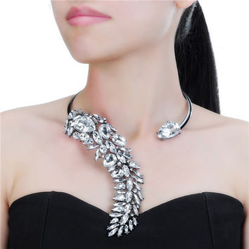 Chic 'N Classy Choker Necklace