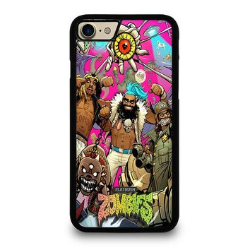 FLATBUSH ZOMBIES iPhone 7 Case Cover