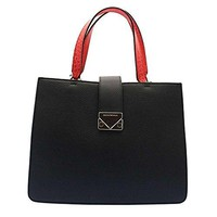 Emporio Armani Bag SS2018 Female Black-Coral - Y3D071-YDC2A-82134