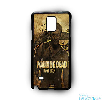 The Walking Dead Daryl Dixon for Samsung Galaxy Note 2/Note 3/Note 4/Note 5/Note Edge phone case