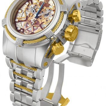 Invicta Jason Taylor Mens Chronograph Quartz Watch 14427