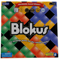 Blokus Board Game Strategy Family EI-2995 2-4 Player Educational Insights