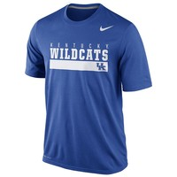 Nike Kentucky Wildcats Varsity Legend Dri-FIT Performance Tee