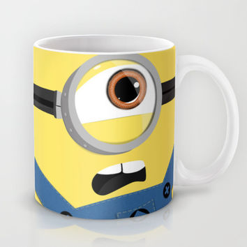 Minion Mug by Janice Wong
