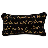 Disney Beauty and the Beast Pillow - ''Be Our Guest'' | Disney Store