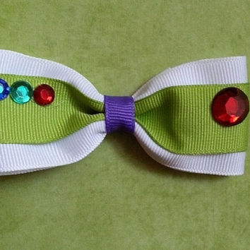 Buzz Lightyear  inspired bow