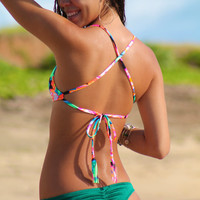 DESIGN YOUR OWN Kekai Scrunch Bikini Bottoms