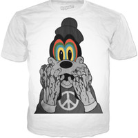 Goofy Is Feeling Trippy t-shirt