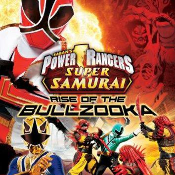 POWER RANGERS SUPER SAMURAI: RIS