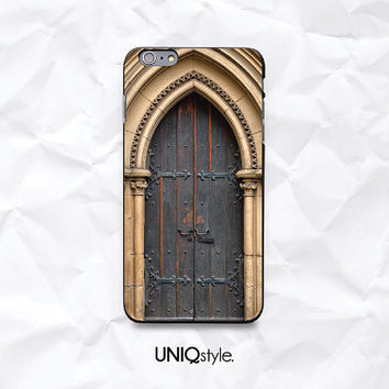 iPhone 6 phone case back cover 5.5 inches or 4.7 inches - Vintage Rome door design iPhone 4/5/5c Samsung S4 S5 mini Note3 plastic case - A97