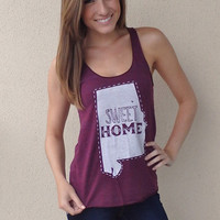 "JUDITH MARCH ""Sweet Home Alabama"" Tank 