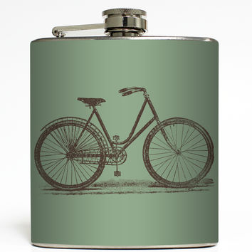 Retro Cruiser - Bicycle Flask