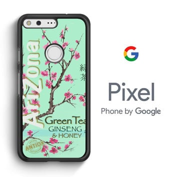 Arizona Green Tea SoftDrink Google Pixel Case
