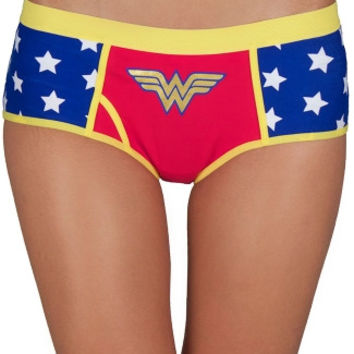 Plus Size Wonder Woman Panty