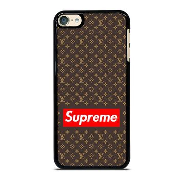 NEW SUPREME BROWN iPod Touch 4 5 6 Case Cover
