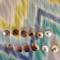 Astrological Sign Necklaces – I Love Jewelry