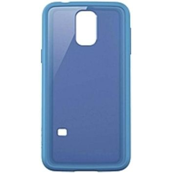 Belkin Air Protect Grip Vue Protective Case for Galaxy S5 - Smartphone - Civic Blue - Tint - Plastic