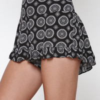 Lira After Party Ruffle Soft Shorts at PacSun.com