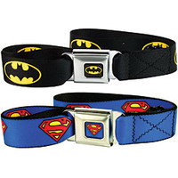 DC Comics™ Superman And Batman Belts