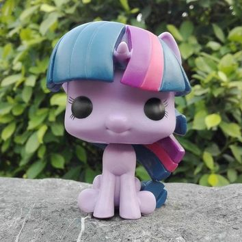 10cm New Funko Pop! My Little Pony Vinly Figure Twilight Sparkle