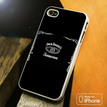 Jack Daniels Tennessee Whiskey iPhone 4(S),5(S),5C,SE,6(S),6(S) Plus Case