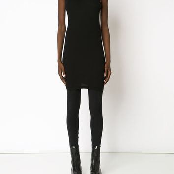 Rick Owens Drkshdw | Long Ribbed Tank