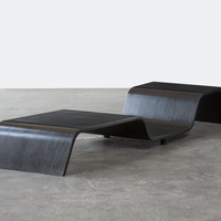 Undular coffee table by Oscar Niemeyer