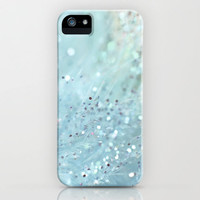 *** GLITTER FEATHERD ****iPhone & iPod Case by SUNLIGHT STUDIOS
