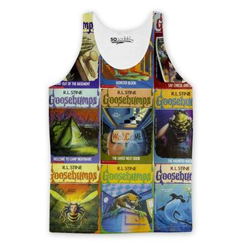 Goosebumps Tank Top
