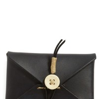 Made Solid Leather Card Case | Nordstrom