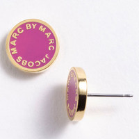 MARC BY MARC JACOBS 'Classic Marc' Boxed Logo Stud Earrings   Nordstrom
