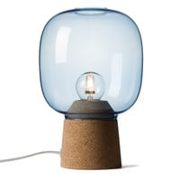 Picia Table Lamp Placid Blue by Enrico Zanolla