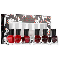 Lady In Red - Shades of Red Nail Polish Set - Deborah Lippmann | Sephora