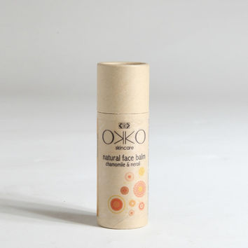 Natural Face Balm Stick - Chamomile & Neroli
