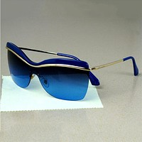 Marc Jacobs Woman Men Fashion Summer Sun Shades Eyeglasses Glasses Sunglasses