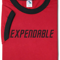 Red Shirt T-Shirt - Red/Black,